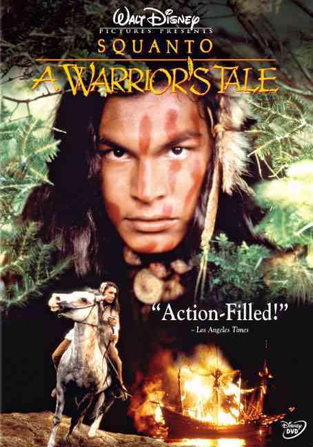 SQUANTO:WARRIOR'S TALE BY BEACH,ADAM (DVD)