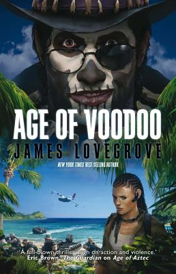 Age of Voodoo By Lovegrove, James