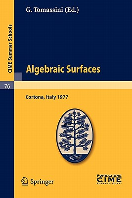 Algebraic Surfaces By Tomassini, G. (EDT)